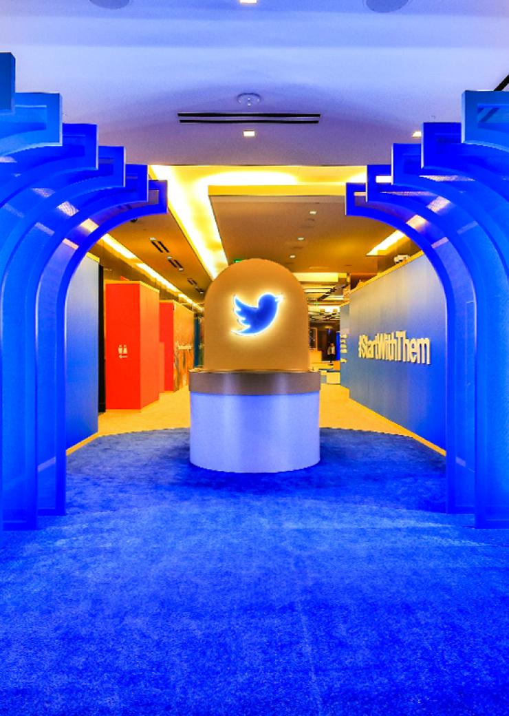 Twitter CES
