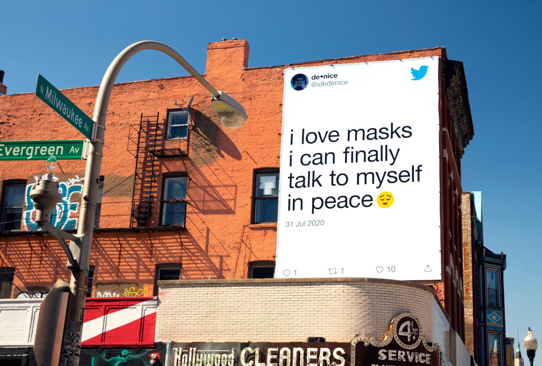 Wear A Mask OOH
